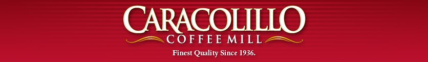Caracilillo Coffee Mill Logo